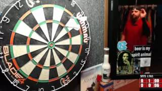 Download Rattlesnake vs Lone Wolf -WDA Darts Video