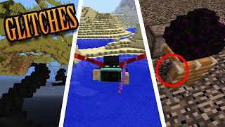Download Minecraft: 5 USEFUL GLITCHES Video