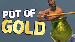 Download Unlocking the GOLDEN POT! (Getting Over It) Video