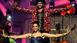 Download Deepika Padukone & Ranveer Singh performance in Zee Cine Awards Video