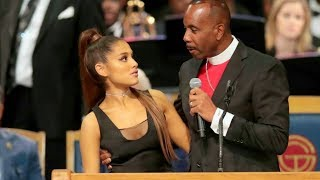Download Ariana Grande UNCOMFORTABLE/AWKWARD Moments Video