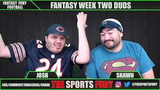 Download Fantasy Week 2 Recap & Week 3 Outlook Video