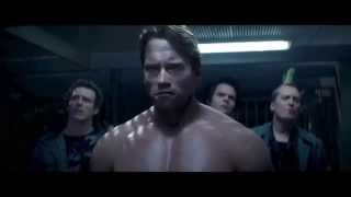 Download Terminator 5 Genisys Arnold vs Arnold Fight Uninterrupted (HD) Video