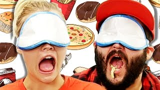 Download Coworkers Blindfold Hangover Taste Test Video