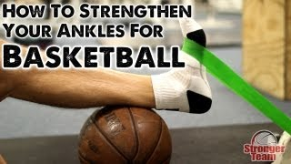 Download How to Strengthen Your Ankles for Basketball Video