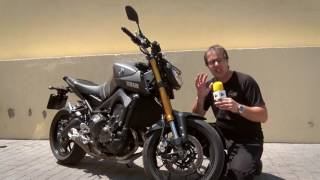 Download Motosx1000 : Test Yamaha MT-09 Video