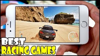 Download Top 5 Best New Racing Games for Android/iOS in 2016/2017    Gamerzed Tv Video