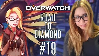 Download Overwatch Road to Diamond - with JWoDesign, Drfit0r, Haru, Sword - S3 Competitive Gameplay #19 Video