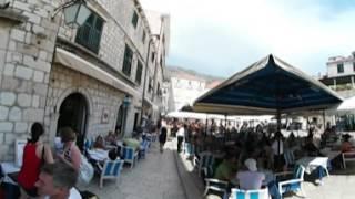 Download Dubrovnik old town in VR 360 Video. Ninebot wheels. Video