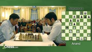 Download Viswanathan Anand vs Hikaru Nakamura: Zurich 2015 Armageddon Video