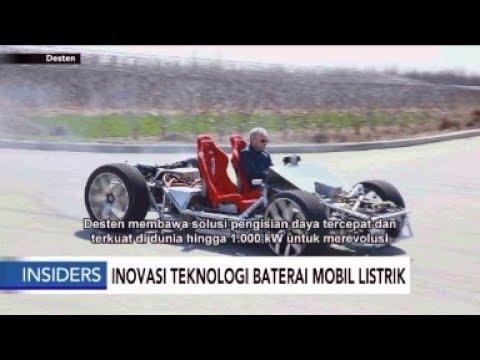 Inovasi Teknologi Baterai Mobil Listrik