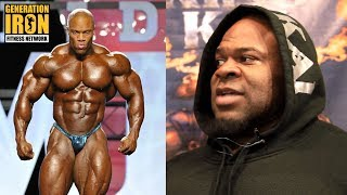 Download Kai Greene Interview: Kai Reacts To Phil Heath Losing Mr. Olympia 2018 Video