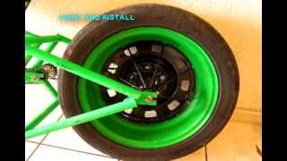 Download TINTASANGRE-OVERSIZE BICYCLE WHEEL CONSTRUCTION Video