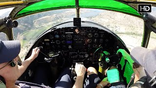 Download Fly along in a North American B-25 Cockpit from Engine Start to Shut Down Video