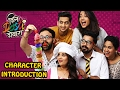 Download Dil Dosti Dobara | Character Introduction | Zee Marathi | Amey Wagh, Sakhi Gokhale, Swanandi Video