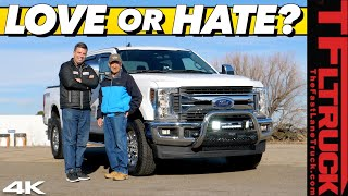Download Here's Why I Bought the 2019 Ford F-250 Diesel Instead of the Ram or Chevy - Dude, I Love My Ride! Video