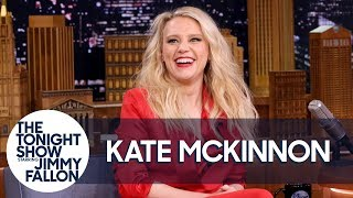 Download Kate McKinnon Shows Off Her Voice Acting Skills Video