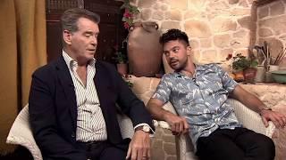 Download Mamma Mia Here We Go Again Full Interview Video