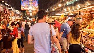 Download BARCELONA WALK   La Boqueria Famous Indoor Food Market   Spain Video
