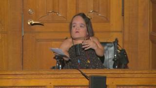 Download Sexuality and Disability: Forging Identity in a World that Leaves You Out   Gaelynn Lea   TEDxYale Video