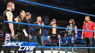 Download The Money in the Bank Ladder Match participants get fired up: SmackDown LIVE, May 23, 2017 Video