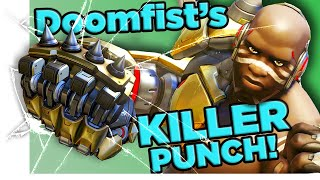 Download The DEADLY Physics of Doomfist! | The SCIENCE!... of Overwatch Video