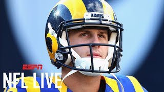 Download Jared Goff Or Sean Mannion: Who Should Start For Rams? | NFL Live | ESPN Video