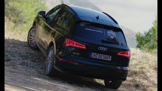 Download 2018 Audi SQ5 Off-Road Driving Video