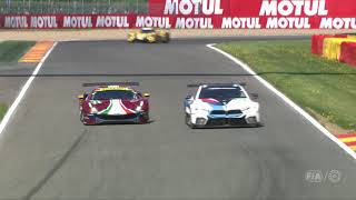 Download #WEC - 6 Hours of SPA - Race Highlights Video