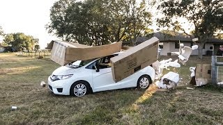 Download Crashing My New Car! Video
