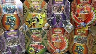 Download Opening 9x Pokemon tins Video