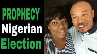 Download 2019 Presidential Election In Nigeria (Prophecy & Warning) Video