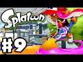 Download Splatoon - Gameplay Walkthrough Part 9 - Inkbrush! (Nintendo Wii U) Video