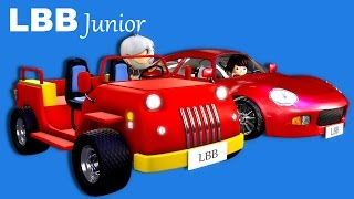 Download Cars Song | Original Songs | By LBB Junior Video
