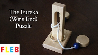 Download The Eureka (Wit's End) Disentanglement Puzzle Video