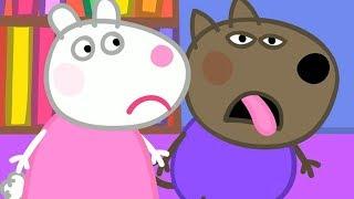 Download Peppa Pig Świnka Peppa Bajka po Polsku | Danny Piesek jest Chory | Bajka po Polsku Video