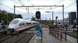 Download Spoorwegovergang Driebergen-Zeist // Dutch railroad crossing Video