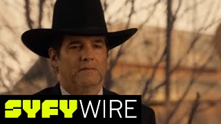 Download Midnight Texas: True Blood in the Lone Star State? | New York Comic-Con 2016 | Syfy Wire Video