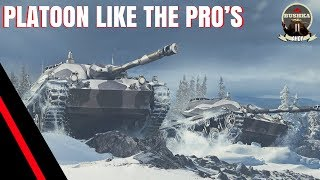 Download SECRETS TO GREAT PLATOON PLAY WORLD OF TANKS BLITZ Video