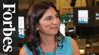 Download How Stacey Cunningham Cracked The 226-Year-Old Ceiling Of The NYSE | Forbes Video