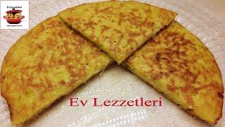 Download Tavada Patates Böreği Tarifi-Pratik Nefis Kahvaltılık Önerisi- Ev Lezzetleri Video