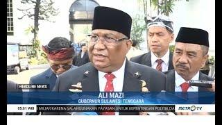 Download Gubernur Sultra Serahkan Pengusutan Desa Siluman ke Polisi Video