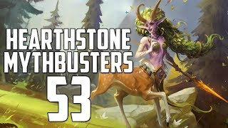 Download Hearthstone Mythbusters 53 Video