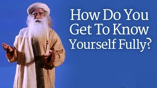 Download How Do You Get To Know Yourself Fully? - Sadhguru answers at Entreprenuers Organization Meet Video