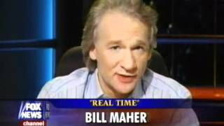 Download Bill Maher kicks whiny Bill OReilly's ass Video