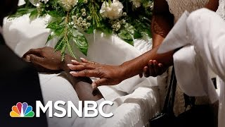 Download Keith Lamont Scott Family To Pursue Alternative Investigation | Andrea Mitchell | MSNBC Video