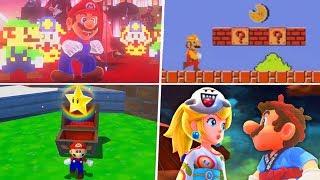 Download Super Mario Odyssey - All Secrets & Easter Eggs Video
