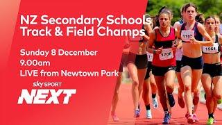 Download NZSSAA Track & Field Champs 2019 | Athletics | Sky Sport Next Video