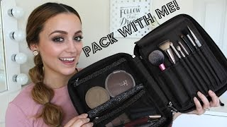 Download Whats In My Travel Makeup Bag? -PACK WITH ME! & My Tips! Video