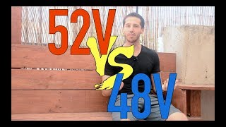 Download Which is better: 48V or 52V battery? Video